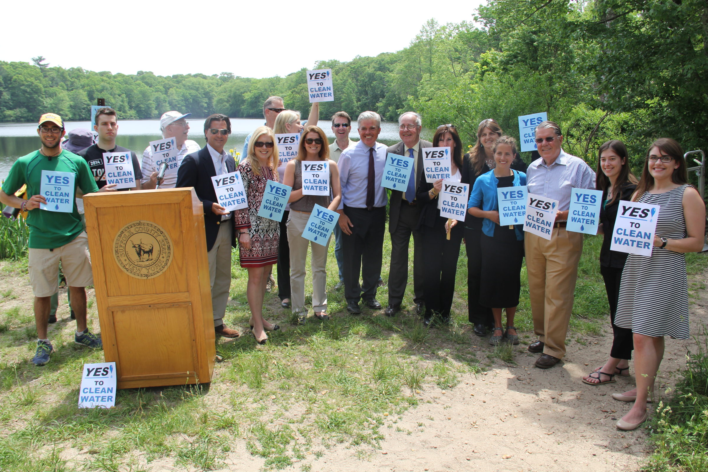 Protecting Long Island Water Quality