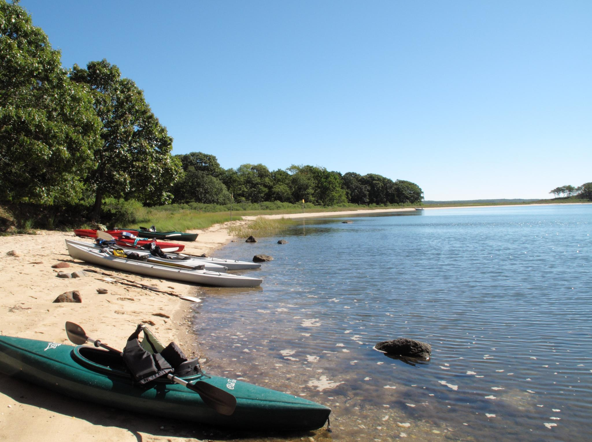 Long Island Canoe Kayak Boating