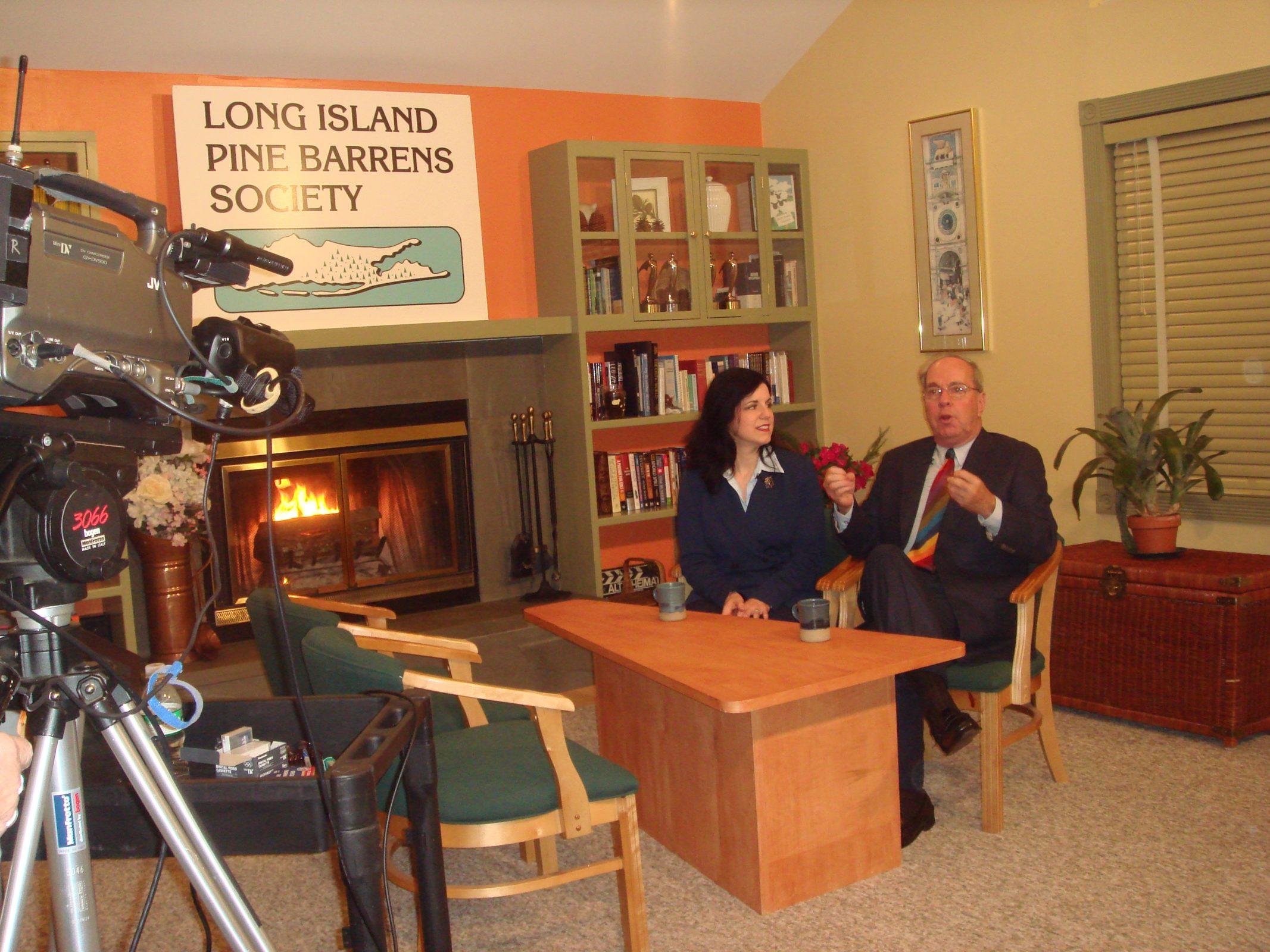 Long Island Pine Barrens Society TV Program